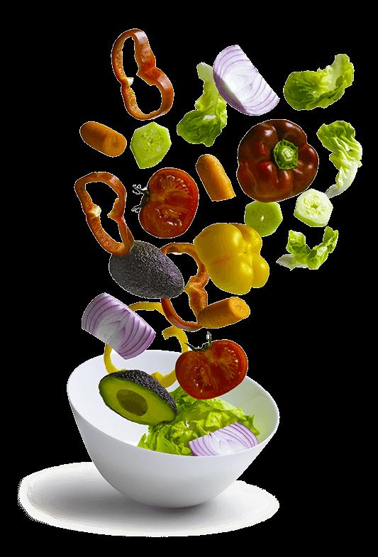 Méli-mélo, bar à salade