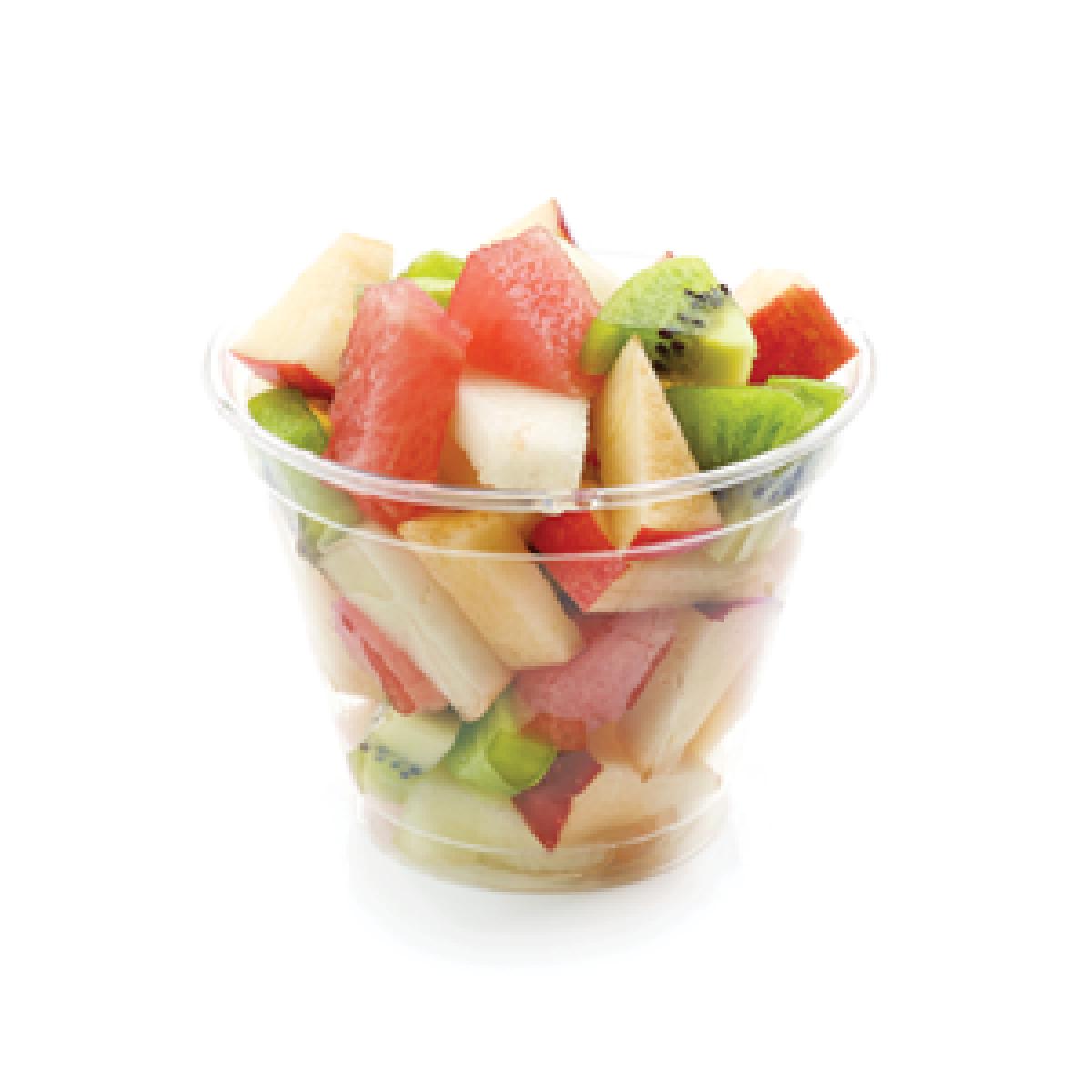 Une Salade de Fruit  Frais pour finir en beauté..